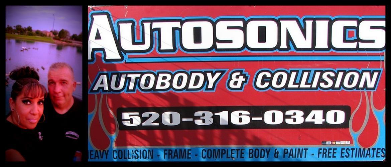 Contact Autosonics Autobody & Collision
