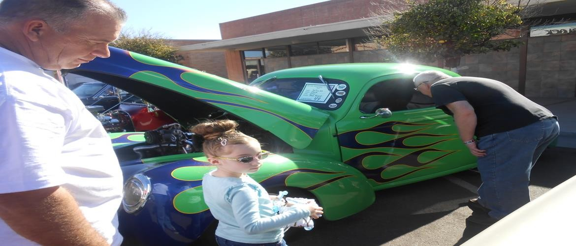 CarShow In Downtown Casa Grande